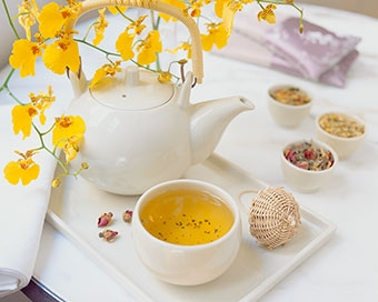 ALVEAR SPA & TEA